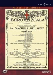 プッチーニ作曲 歌劇《西部の娘》 ミラノ・スカラ座 1991 [DVD]