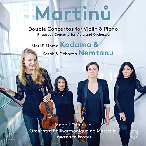 Martinu: Double Concertos for