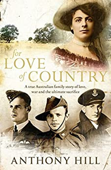 For Love of Country by [Hill, Anthony]