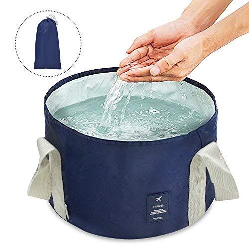 YARD バケツ 折りたたみ 足湯バケツ 桶 14L コンパクト 雑貨 掃除 生活用品 簡易バケツ ...