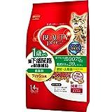 ビューティープロ キャット 猫下部尿路の健康維持 低脂肪 1歳から フィッシュ味 1.4kg