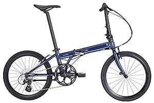 DAHON(ダホン) 折りたたみ自転車 Speed(スピード) Falco 20インチ 8段変速 ミッドナイトブルー 16SPFABL00