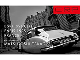 [髙木松寿]のCRP FRANCE PARIS Boys love Cars 1995