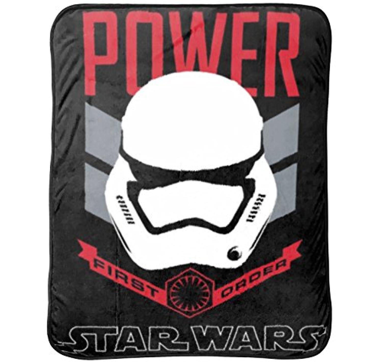 [スター ? ウォーズ]Star Wars Ep7 Rule Galaxy Fleece Throw JF25039ECD [並行輸入品]