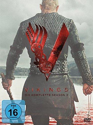 Vikings - Season 3 [DVD]
