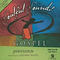 Justified [Accompaniment/Performance Track] by Smokie Norful (2009-04-01)