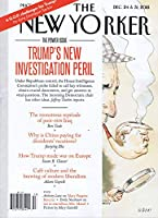 The New Yorker [US] D 24 - 31 No. 53 2018 (単号)