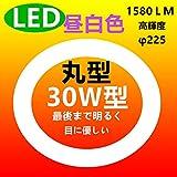 led蛍光灯丸型30w形昼白色5000K LEDサークライン30W LED丸型蛍光灯30W型 (2個セット)