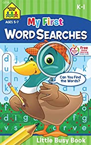 My First Word Searches: Ages 5-7, K-1