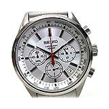 SEIKO(セイコー) クロノグラフ メンズ腕時計 SS クオーツ 6T63-00B0 [中古]