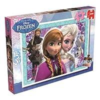 Disney Frozen - Puzzle: 50 Teile