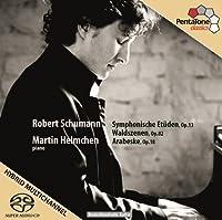 Symphonische Etuden by ROBERT SCHUMANN (2012-11-13)