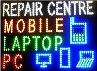 CHENXI LargeサイズLEDモバイル/ PC /ノートパソコン修理センターすべてロック解除携帯電話アクセサリビジネスショップサイングラフィックス27.5X 15.5インチ( 70x 40cm )インドアSignのLED 70 X 40 CM CHENXI