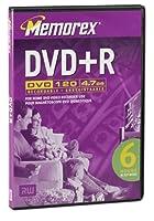 Memorex 4.7GB DVD + Rメディア( Discontinued by Manufacturer )