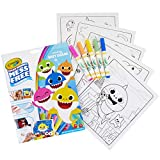 Crayola Color Wonder Mess Free Coloring Set, 18 Pieces