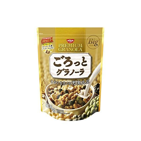 日清シスコ ごろっとグラノーラ充実大豆の商品画像