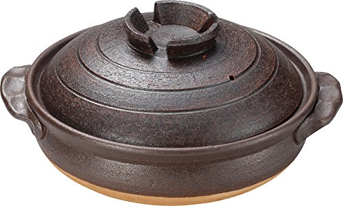 信楽焼へちもん土鍋