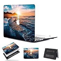 iLoverプラスチックシェルカバーのみ2012/2013/2014/2015リリースMacBook Pro 15インチRetinaディスプレイ(CD-ROM/タッチなし)モデル:A1398 Beach