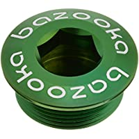 Bazooka(バズーカ) 20mmクランクボルト グリーン