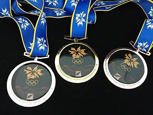 長野オリンピック 金メダル・銀メダル・銅メダル レプリカフルセット 冬季五輪