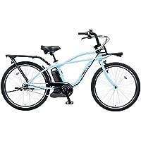 Panasonic(パナソニック) 2017年モデル BP02 26インチ カラー:ショアブルー BE-ELZC63-V 電動アシスト自転車 専用充電器付
