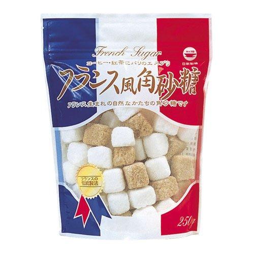 フランス風角砂糖 250g