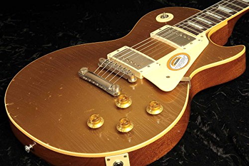 Gibson Custom / 2016 True Historic 1957 Les Paul Reissue Tom Murphy Aged Vintage Antique Gold