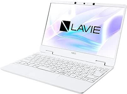 NEC 12.5型ノートPC ラヴィ LAVIE Note Mobile PC-NM550RAW パールホワイト