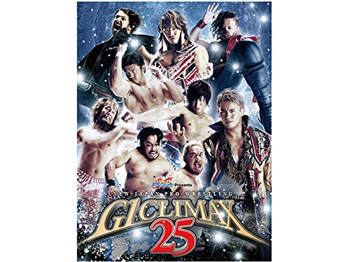 G1 CLIMAX 25 パンフレット