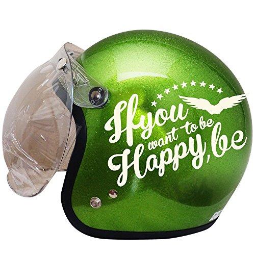 デザインヘルメットM-IF