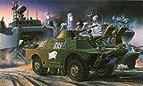 プラッツ 1/35 ソビエト軍 装甲偵察車 BRDM-2 プラモデル DR3513