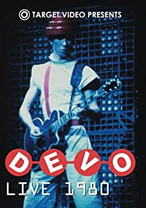 Live 1980 - Dvd Case