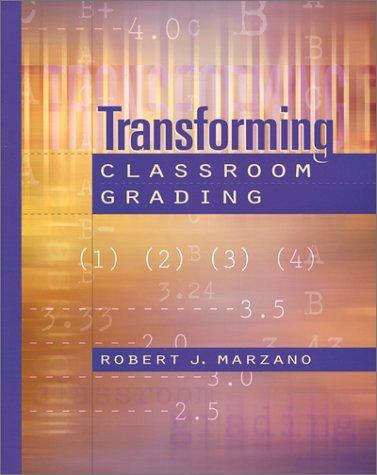 Download Transforming Classroom Grading 0871203839