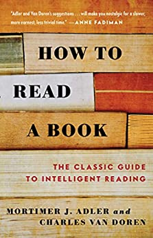 How to Read a Book (A Touchstone Book) by [Van Doren, Charles, Mortimer J. Adler]