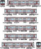 鉄道コレクション 鉄コレ OsakaMetro 一番列車 谷町線32607編成 6両セット ジオラマ用品 (メーカー初回受注限定生産)