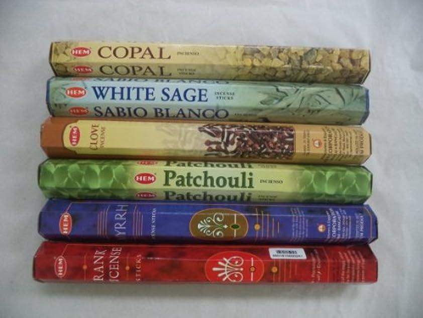 リーガンオゾン概要裾Copal、ホワイトセージ、クローブ、パチュリ、Frankincense Myrrh Incense 120 Sticksロット
