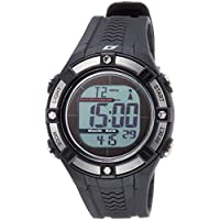 [アリアス]ALIAS 腕時計 電波ソーラー デジタル DASH 10気圧防水 ウレタンベルト ブラック AD06518RCSOL3 メンズ
