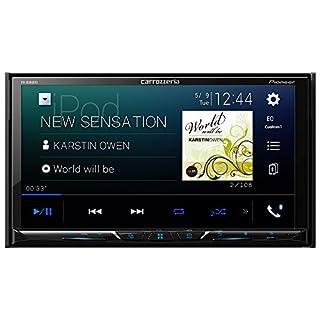カロッツェリア(パイオニア) カーオーディオ FH-9300DVS AppleCarPlay AndroidAuto™対応 2DIN CD/DVD/USB/Bluetooth