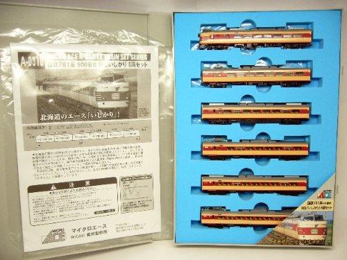 Nゲージ A0310 国鉄781系900番台 特急いしかり6両セット