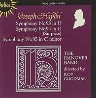 Symphonies 93-95