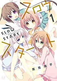 スロウスタート (1) (まんがタイムKRコミックス)