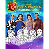 Descendants Coloring Book: Jumbo Coloring Books for Teens and Adults