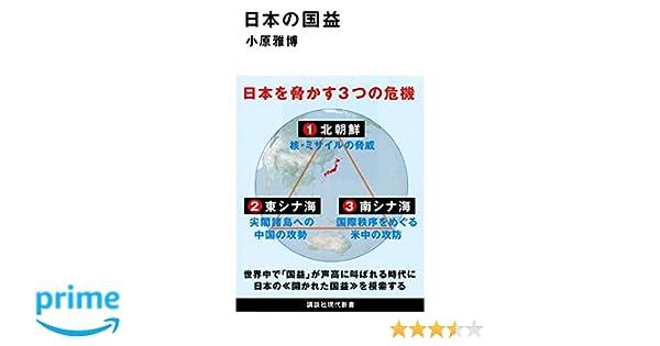 日本の国益 (講談社現代新書) | ...