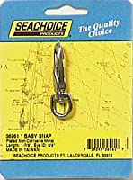 Seachoice / Land & Sea Inc。36961ベビースナップスイベルEye