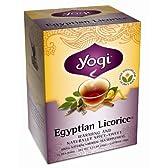 YOGI Egyptian LicoriceエジプシャンリコライスティーChai
