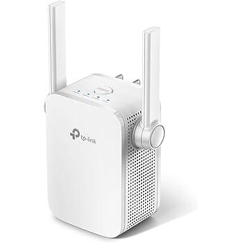 Wifi 中継器 TP-Link RE305 11ac/n/a/g/b 無線LAN 中継器 866+300Mbps ハイパワー ブリッジ搭載 無線LAN中継機 コンパクト 3年保証
