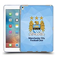 オフィシャルManchester City Man City FC スカイ・ジオメトリック フルカラー クレスト・ジオメトリック ソフトジェルケース iPad Pro 9.7 (2016)