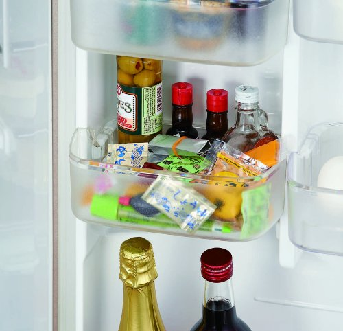 コジット 冷蔵庫の棚下に スライド収納