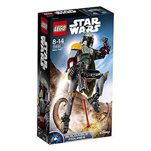 レゴ(LEGO) スター・ウォーズ ボバ・フェット™ 75533