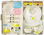 ミキハウス (MIKIHOUSE)豪華なテーブルウェアセット(ベビー食器セット) 46-7100-954